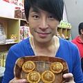 馬來西亞名產黃梨餅01