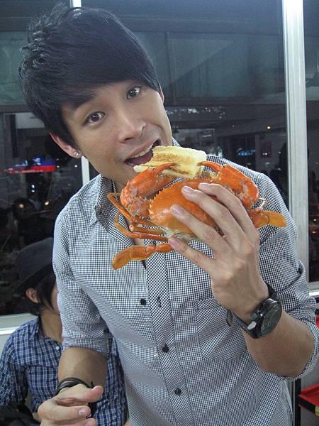 螃蟹晚餐01