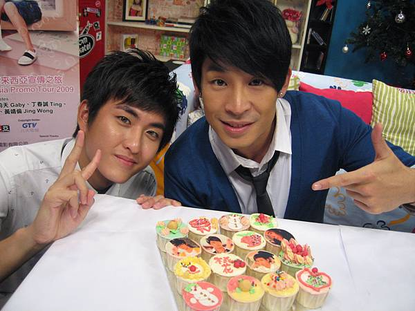 YG雜誌-Cup Cake製作03