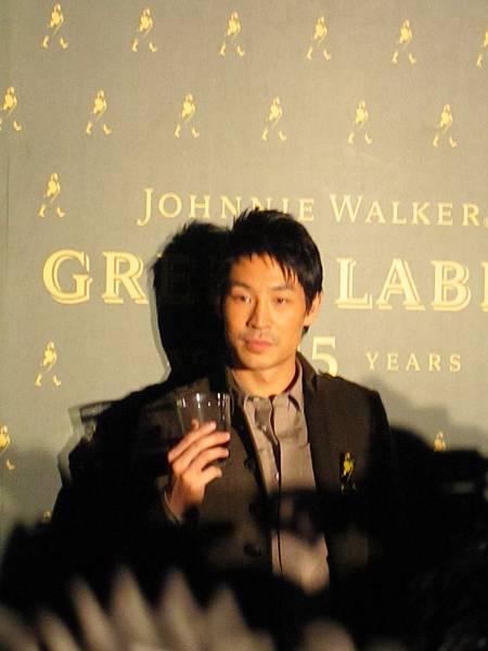 JOHNNIE WALKER綠牌品酩自然之旅01