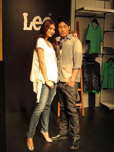 2011年Lee春夏新品發表會03