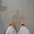 水深已過雨鞋無法前行.JPG
