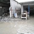 屋子呈現廢墟的狀態.JPG