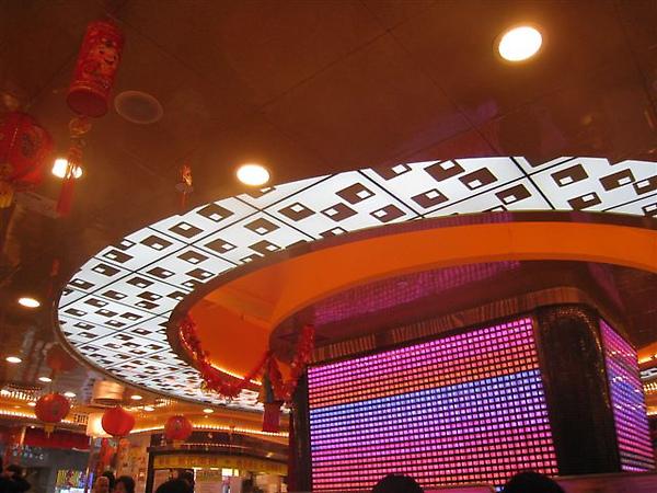 翠華餐廳內景