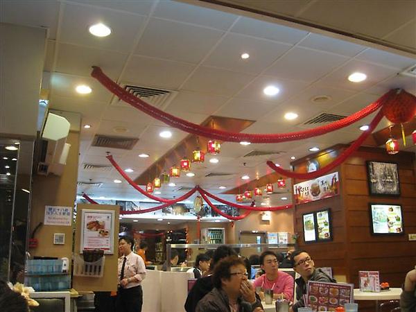 用餐環境_澳門茶餐廳