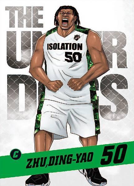 DO039 宅男打籃球8 球員卡