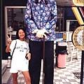 我可不想長那麼高喲~