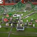 鐵路模型圖