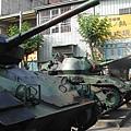 真實的坦克