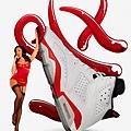 花花公子畫報女郎心中Air Jordas鞋款第17名─6代Air Jordas.jpg