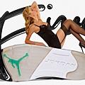 花花公子畫報女郎心中Air Jordas鞋款第21名─5代Air Jordas.jpg