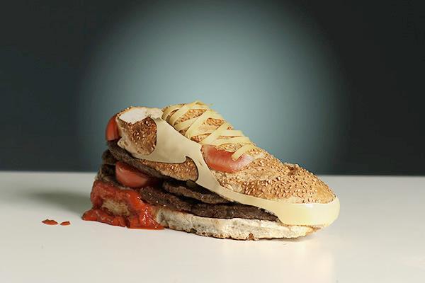 漢堡Nike球鞋.jpg