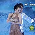 蕭薔 - 走光露點 20111009 舞林大會 2.jpg