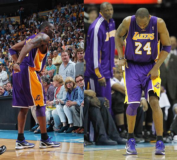 Kobe 2011季後賽對黃蜂第四戰扭傷腳踝.jpg
