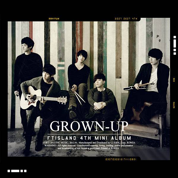 FT Island 4th Mini Album - GROWN-UP.jpg