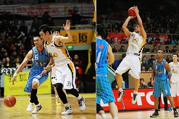 2012季後賽首戰--學林志傑