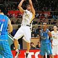 2012季後賽首戰--野獸跳投