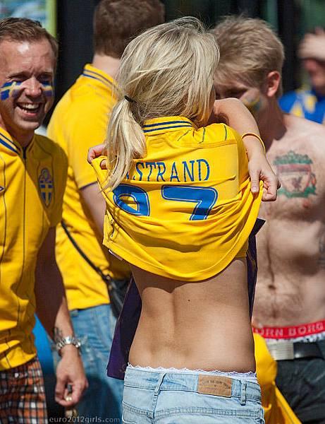 swedish-girl-euro-2012
