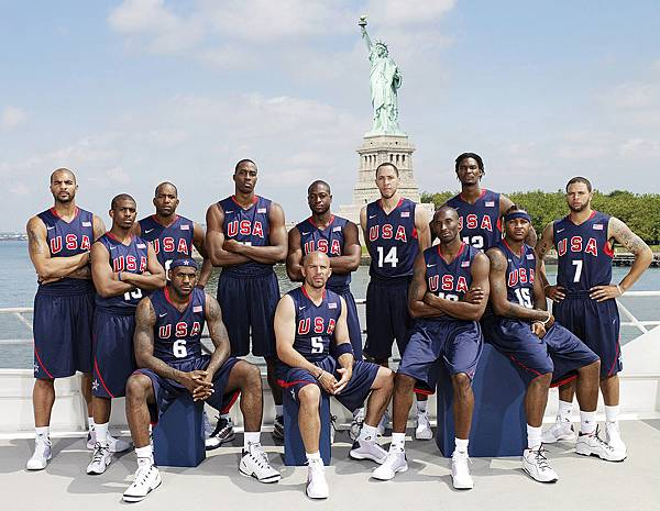 NBA Team USA 2