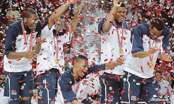 NBA Team USA 3