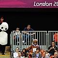 熊貓也要看奧運籃球!! 2
