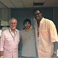 Ricky Rubio與萊里、大羅