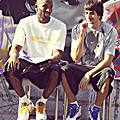 Ricky Rubio & Kobe