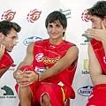 Ricky Rubio & Gasol & Rudy