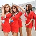 韓國F1 賽車女郎 2