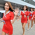韓國F1 賽車女郎 3
