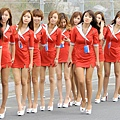 韓國F1 賽車女郎 5