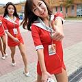 韓國F1 賽車女郎 4