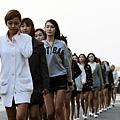 F1 2011 Korean Grand Prix hot grid girls pit babes  5