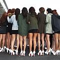 F1 2011 Korean Grand Prix hot grid girls pit babes  2