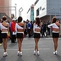 F1 2011 Korean Grand Prix hot grid girls pit babes  19