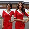 韓國F1 賽車女郎 6