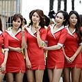 韓國F1 賽車女郎 7