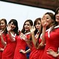 韓國F1 賽車女郎 11