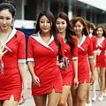 韓國F1 賽車女郎 10