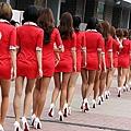 韓國F1 賽車女郎 9