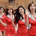 韓國F1 賽車女郎 15