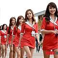 韓國F1 賽車女郎 16