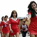 韓國F1 賽車女郎 20