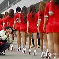韓國F1 賽車女郎 19