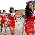 韓國F1 賽車女郎 17