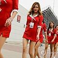 韓國F1 賽車女郎 21