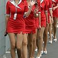韓國F1 賽車女郎 22