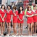 韓國F1 賽車女郎 23