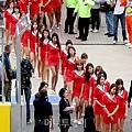 韓國F1 賽車女郎 24