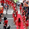 韓國F1 賽車女郎 25
